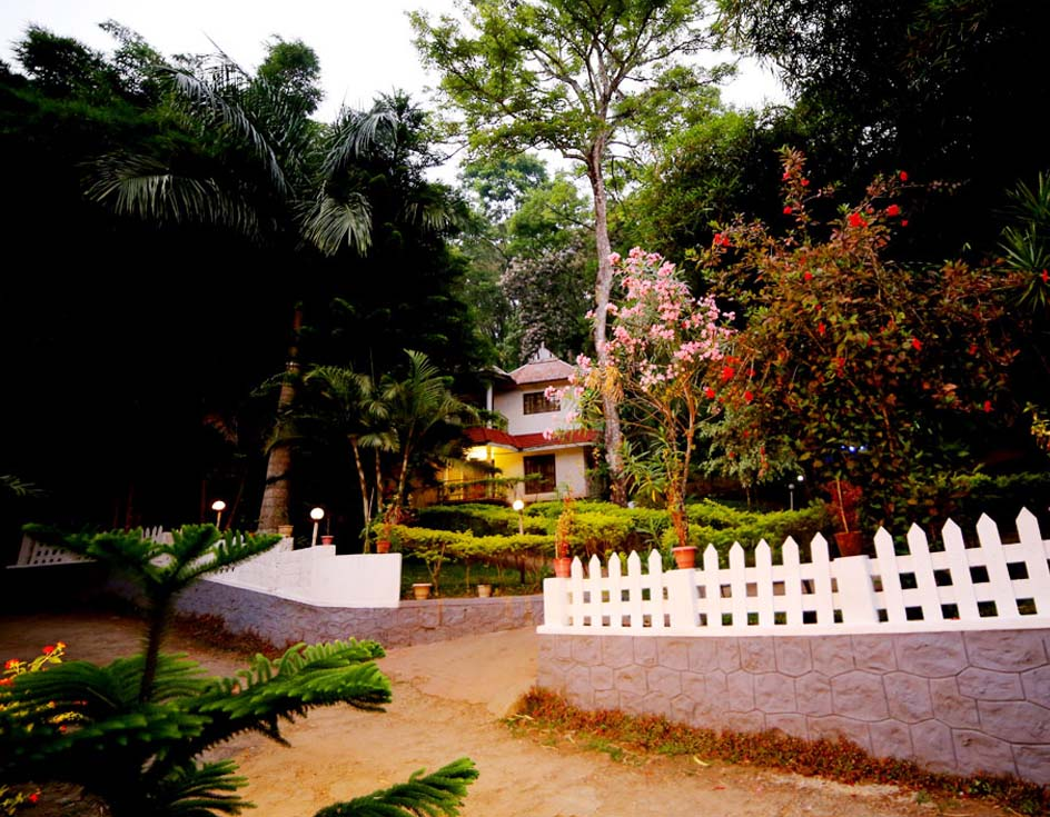Spice Jungle Resort Munnar - List of Cottages in Munnar Surroundings